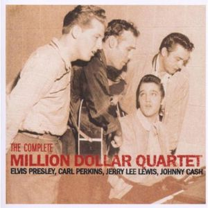 Complete Million Dollar Quartet , Elvis Presley