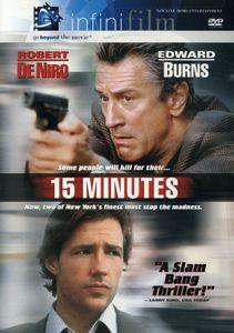 15 Minutes , Robert De Niro