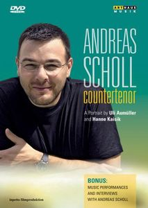 Andreas Scholl: Countertenor