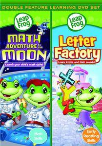 Leapfrog Letter Factor /  Math Adventure [Import]