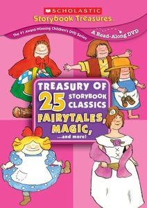 Fairytales Magic & More Scholastic Treasury of 25
