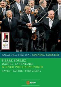 Salzburg Opening Concert: Valses Nobles