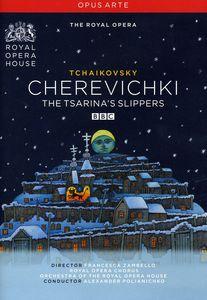Cherevichki (The Tsarina's Slippers)