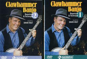 Clawhammer Banjo