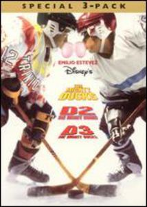The Mighty Ducks DVD Box Set