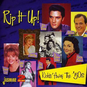 Rip It Up! : Kickin' Away the '50S [Import] , Various Artists