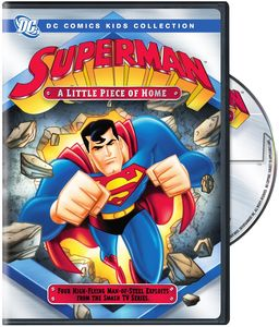 Superman Animated Series: A Little Piece of Home