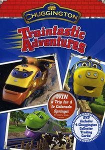Chuggington: Traintastic Adventures