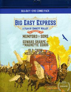 Big Easy Express (Blu-ray /  DVD Combo Pack)