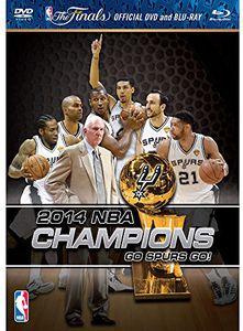 2014 NBA Champions: San Antonio Spurs