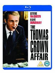 Thomas Crown Affair (1968) [Import]