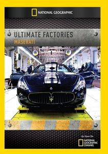 Ultimate Factories: Maserati