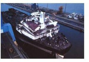 Modern Marvels: Shipyards