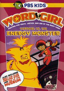 Wordgirl Vs. the Energy Monster