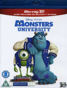 Monsters University (3D+2D) [Import]