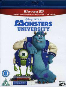 Monsters University (3D+2D) [Import]