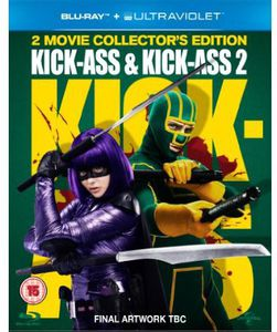 Kick-Ass & Kick-Ass 2 [Import]