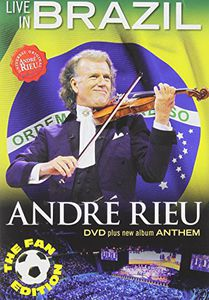 Live in Brazil-The Fan Edition [Import]