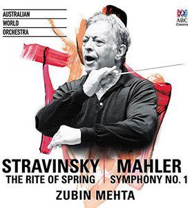 Rite of Spring /  Symphony No. 1