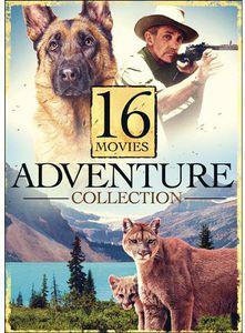 16-Movie Adventure Collection
