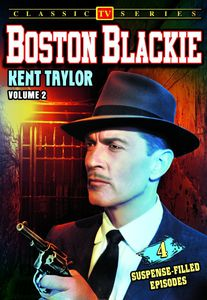 Boston Blackie 2: 4-Episode Collection