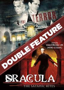 The Terror /  The Satanic Rites of Dracula