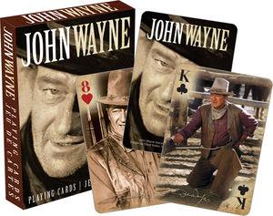 John Wayne Playing Cards Deck