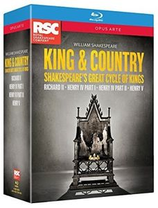 Shakespeare: King & Country