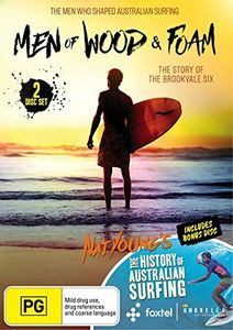 Men Of Wood & Foam /  History Of Aus Surfing [Import]