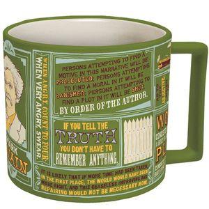 MarkTwain 12 Oz Coffee Mug