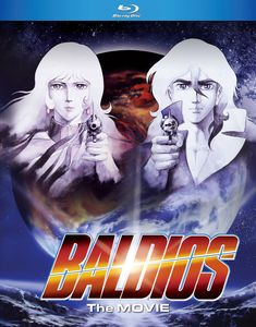 Space Warrior Baldios The Movie