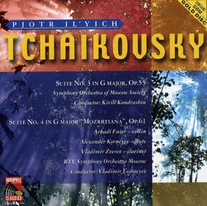 Tchaikovsky: Suites Nos 3 & 4