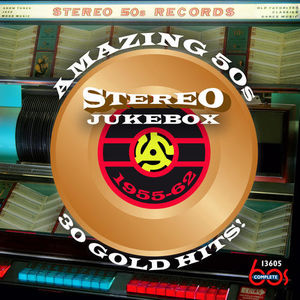 Amazing 50s Stereo Jukebox (Various Artists) , Various Artists