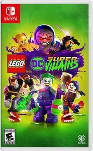 LEGO DC Supervillains for Nintendo Switch