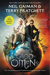 Good Omens: The Nice and Accurate Prophecies of Agnes Nutter, Witch(Movie Tie In)