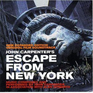 Escape From New York (Original Soundtrack)
