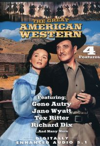 The Great American Western: Volume 37