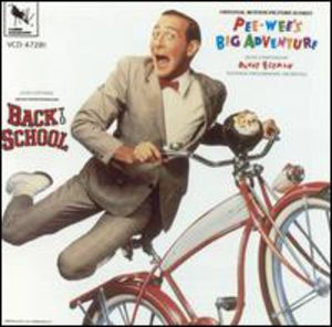 Pee-wee's Big Adventure (Original Soundtrack)