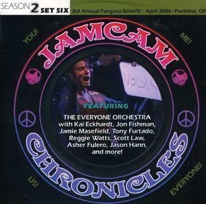Jam Cam Chronicles /  Pangaea Benefit 2006 /  Every