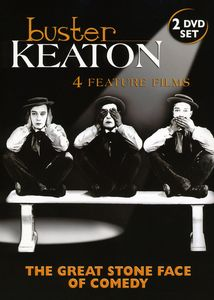Buster Keaton: Volume 1 and 2
