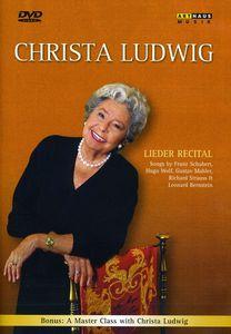 Christa Ludwig Lieder Recital 2