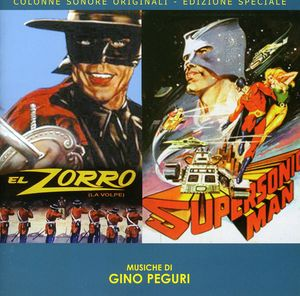 El Zorro /  Supersonic Man [Import]