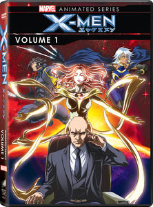 Marvel X-men: Animated Series: Volume 1