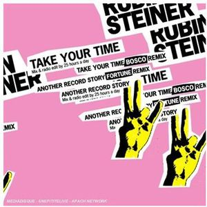 Take Your Time EP [Import] , Rubin Steiner