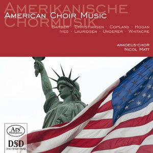 American Choir Music
