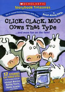 Click, Clack, Moo: Cows That Type...And More Fun on the Farm!