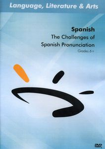 Challenges of Spanish Pronunciation