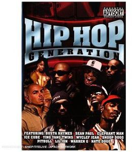 Vol. 2-Hip Hop Generation [Import]