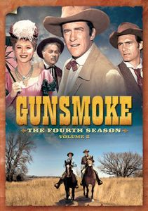 Gunsmoke: The Fourth Season Volume 2