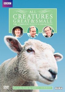 All Creatures Great & Small: The Complete Series 6 Collection